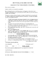 Ramadan Reservation Form_HIC