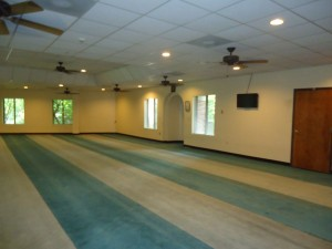 Prayer Area Men