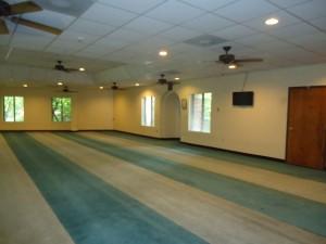 Prayer Area Men